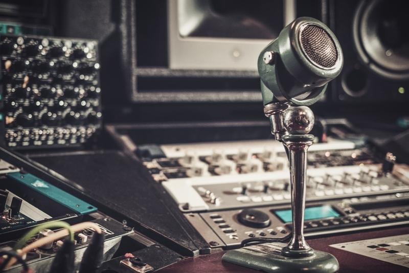 publicidad en la radio